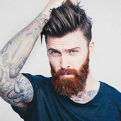 Mens Undercut Hairstyles