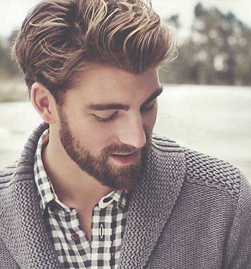 Nice Haircut Ideas for Trendy Men