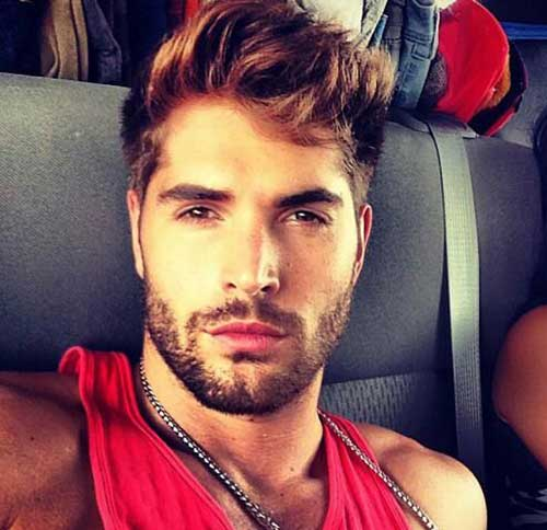 Nice Short Hairstyles for Men