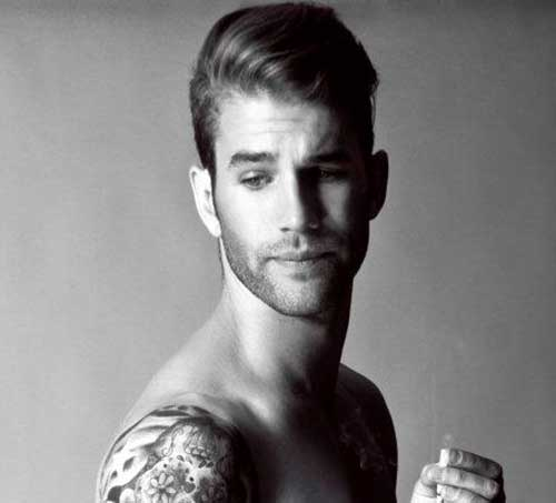 Cool Punk Hairstyles for Men