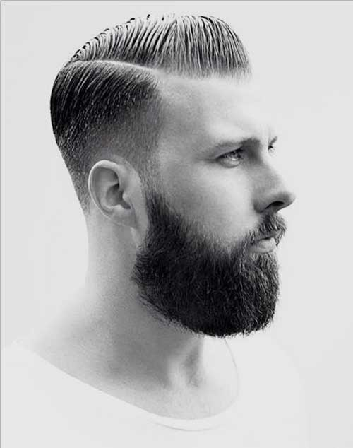 Razor Side Haircut for Men