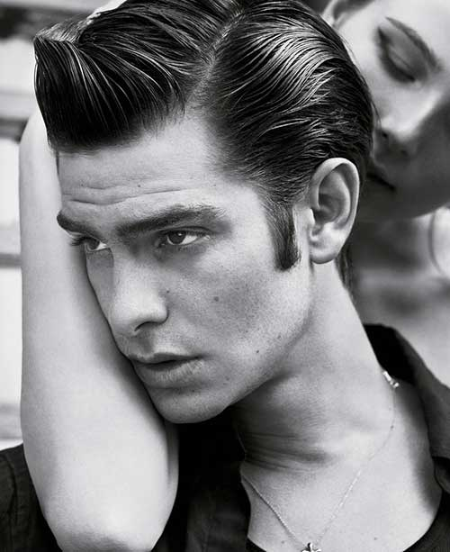 15 Rockabilly Hair Men