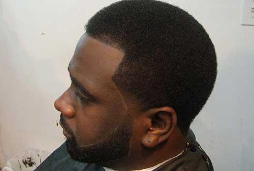 Short Fade Haircut Ideas Black Men