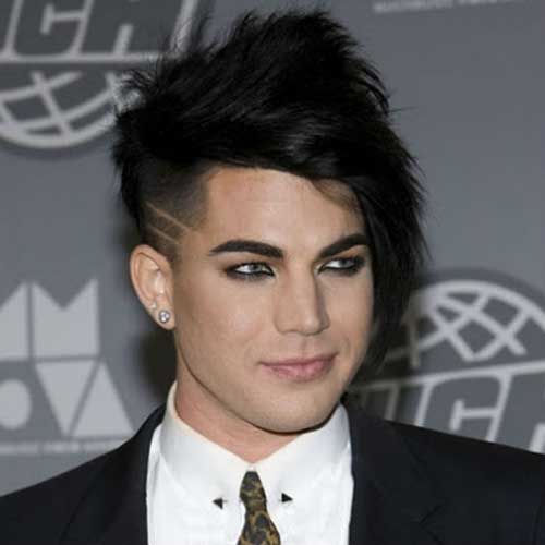 Spiky Punk Hairstyles for Men