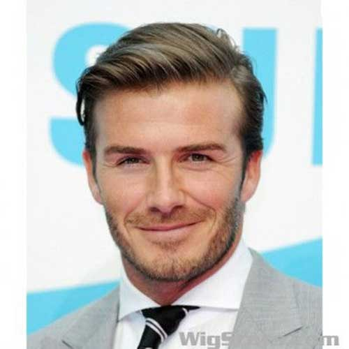 Straight Short Hairstyles Men