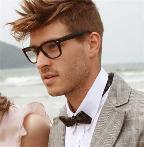 Straight Nice Haircuts for Men