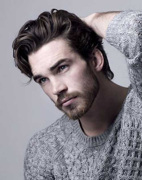 Stylish Mens Thick Hairstyles