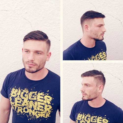 Stylish Short Haircut for Men