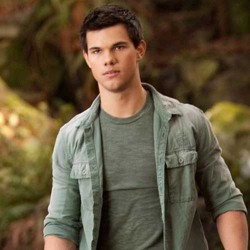 Taylor Lautner Best Hair Idea for Boys