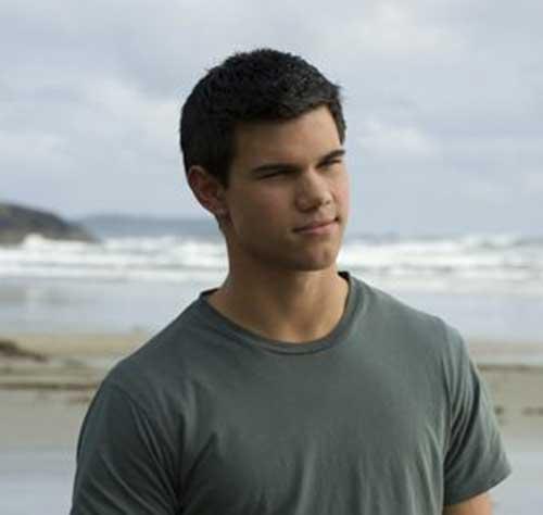 Taylor Lautner Straigh...