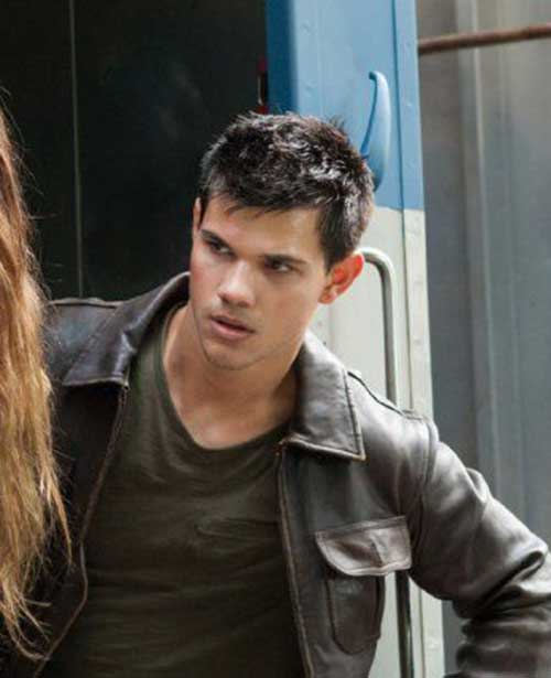 Taylor Lautner Movie Short Hairstyles