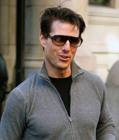 Tom Cruise Hair Cut Ideas