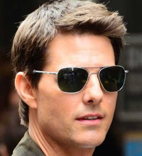 Tom Cruise Hair Short Cut