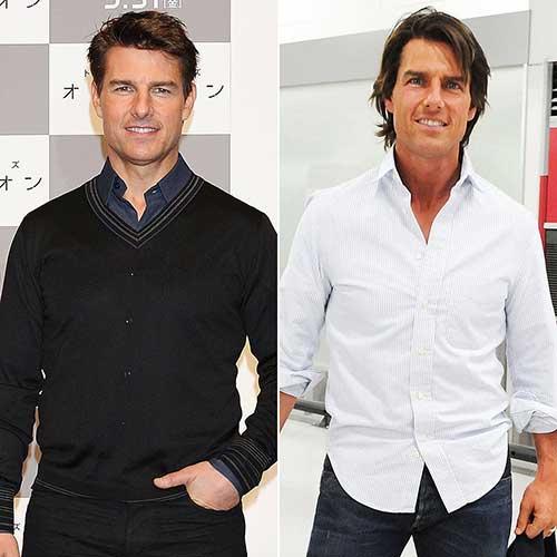 Tom Cruise Hair Short Cut Ideas