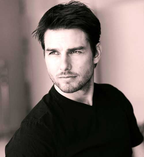Cool Tom Cruise Hair Style