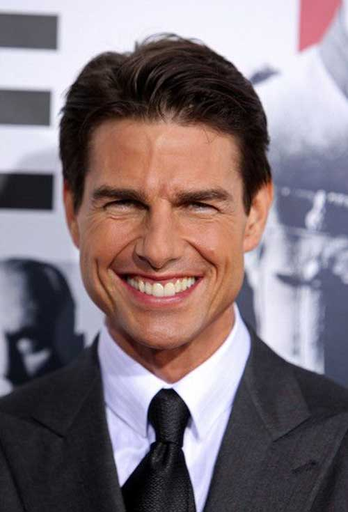 Best Tom Cruise Haircut