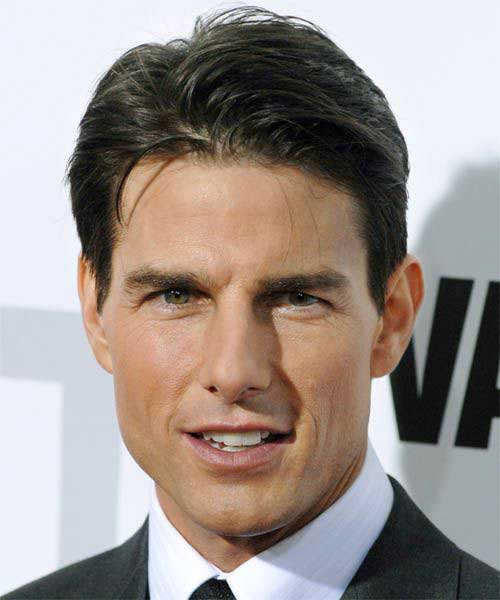 Tom Cruise Modern Short Hairstyles