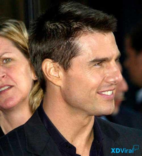 Tom Cruise Short Cut Ideas