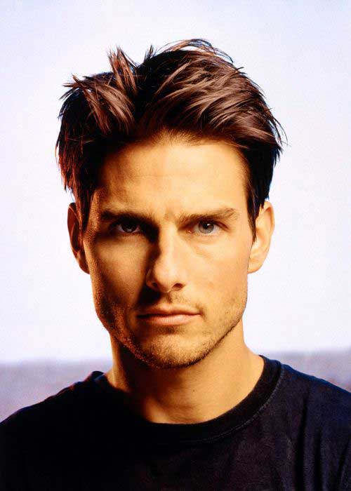 15 Best Tom Cruise Short Hair Mens Hairstyles 2018