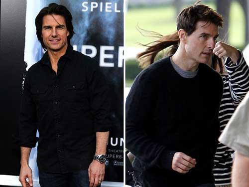 Tom Cruise Trendy Short Haircut Ideas