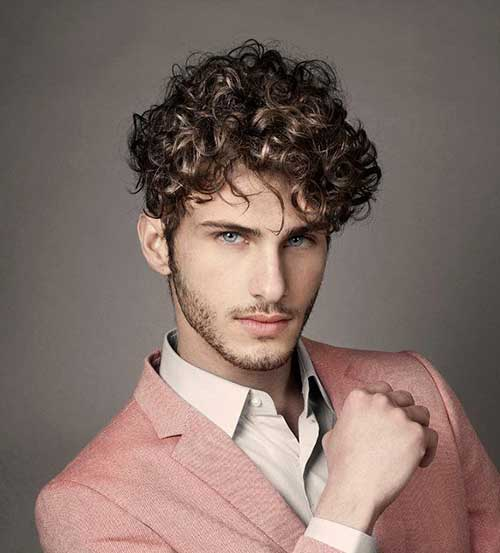 Top Curly Men Hairstyles