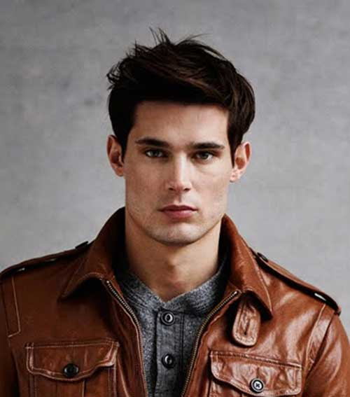 Trendy Cut Men Hairstyles