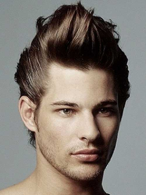 Trendy Hairstyles for Stylish Boys