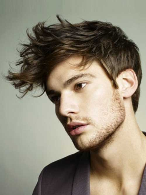 Trendy Fringe Hairstyles for Boys