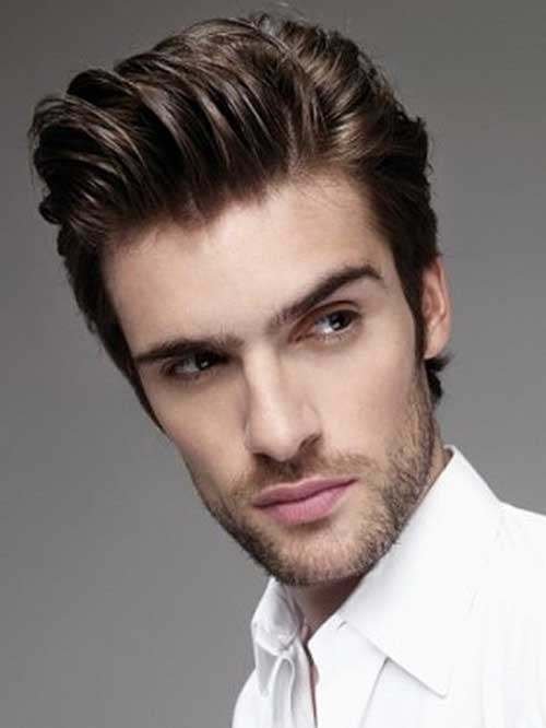 Trendy Men Pompadour Hairstyles