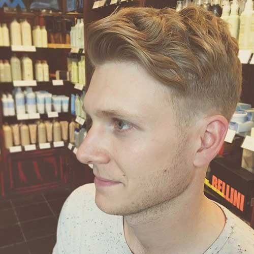 Trendy Mens Fine Haircuts