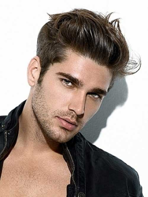 Cool Trendy Mens Hairstyles