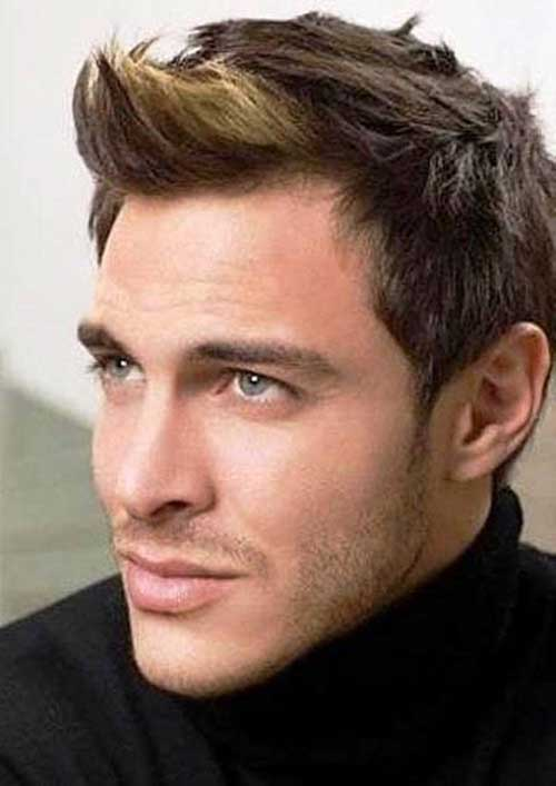 Very Short Trendy Mens Hairstyles