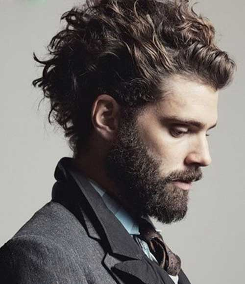 Wacy Funky Hairstyles Men