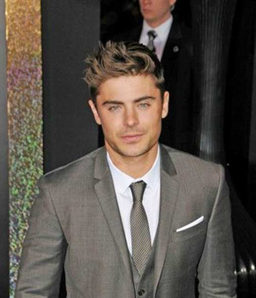 Zac Efron Best Hairstyles