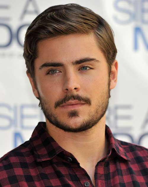 Zac Efron Formal Haircuts 2015