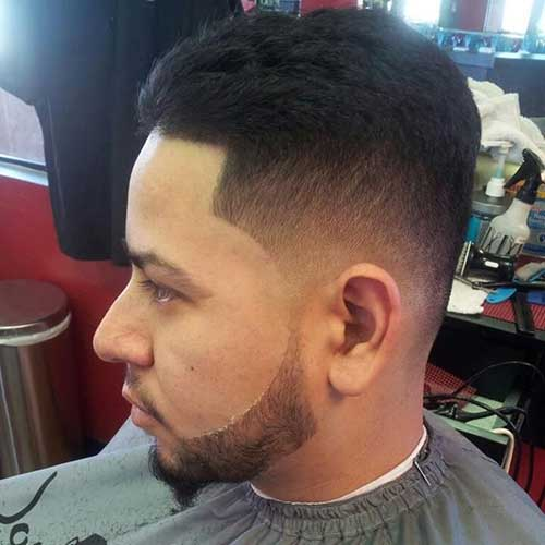 Black Men Fade Haircuts-11