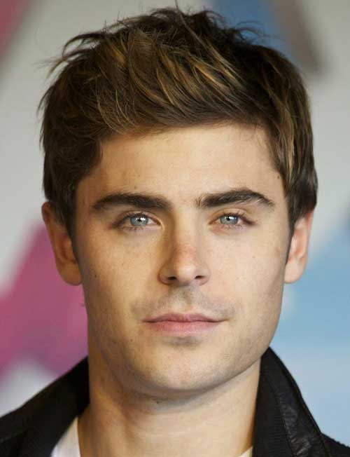 Hairstyles for Guys with Thick Hair-12
