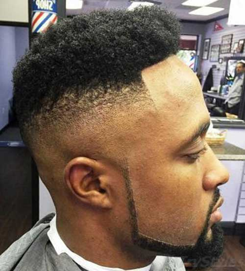 Black Men Fade Haircuts-14