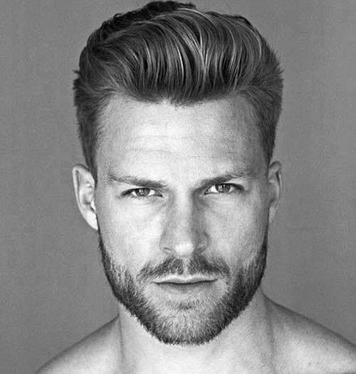 Hairstyles for Guys with Thick Hair-14