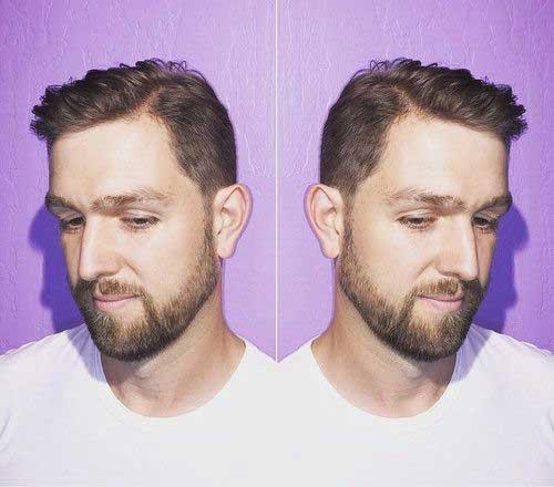 Short Hair Styles for Men-14
