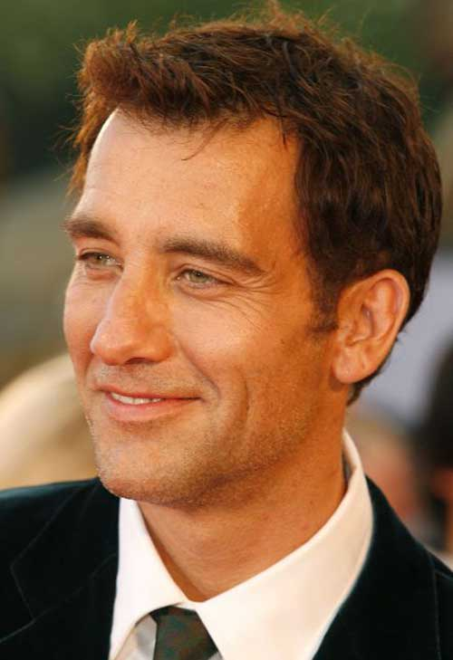 Popular Celebrity Mens Hairstyles The Best Mens