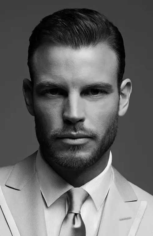 Short Hair Styles for Men-20