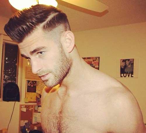 Wondrous 2014 2015 Boys Hairstyles Mens Hairstyles 2016 Hairstyles For Men Maxibearus