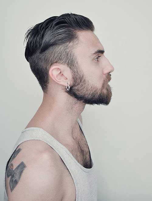 2015 Men Short Hairstyles From Back