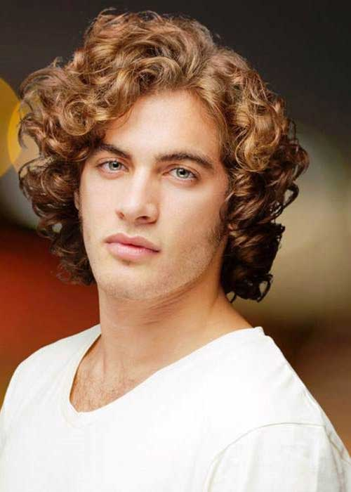 Hairstyles for Guys with Thick Hair-7