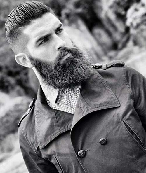 Hairstyles for Guys with Thick Hair-8