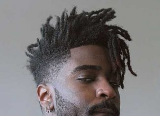 African American Men Hairstyles for african american men great easy hairstyles Stylish Male African American Haircuts