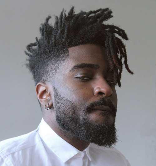 Stylish Male African American Haircuts