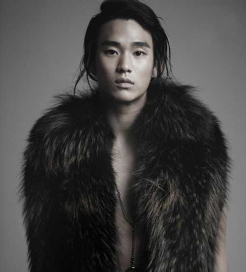 Best Asian Men Long Hair