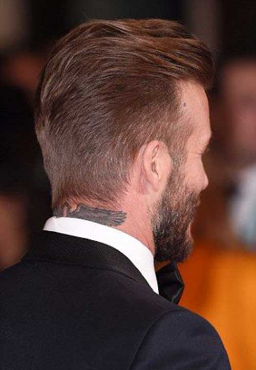 Back View Pics of Men Haircuts